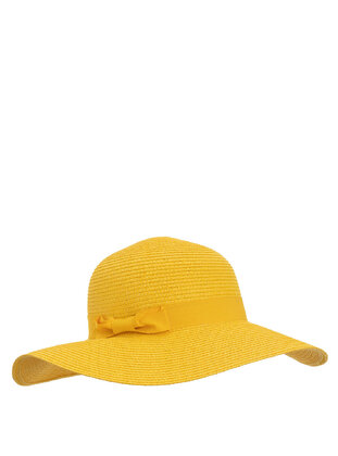 Yellow - Hats - DeFacto