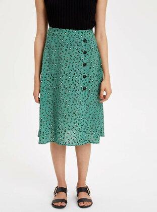 Turquoise - Skirt