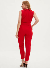 Red - Jumpsuit