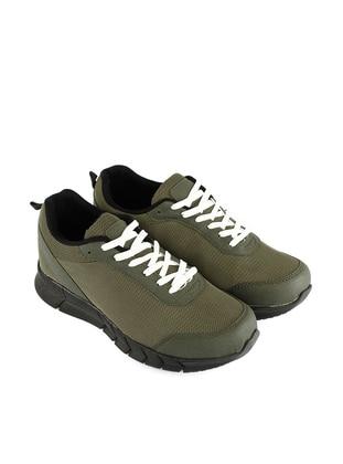 Khaki - Sport - Casual - Shoes
