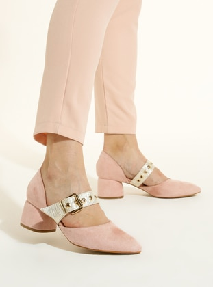 Dusty Rose - High Heel - Shoes