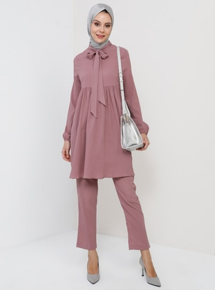 Dusty Rose - Dusty Rose - Unlined - Suit