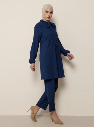 Indigo - Saxe - Unlined - Suit