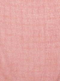 Maroon - Printed - Plain - Cotton - Scarf
