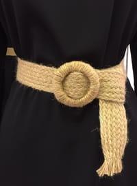 Beige - Belt