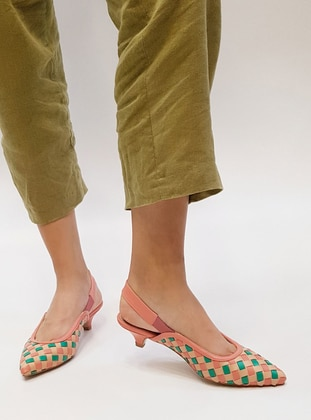Salmon - Casual - Shoes