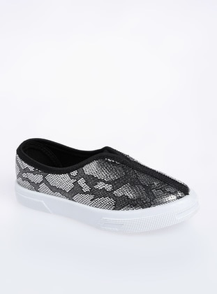 Multi - Flat - Girls` Flat Shoes