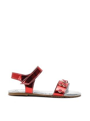 Red - Sandal - Girls` Sandals - Y-London