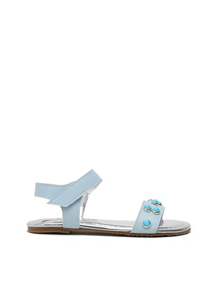 Blue - Sandal - Girls` Sandals - Y-London