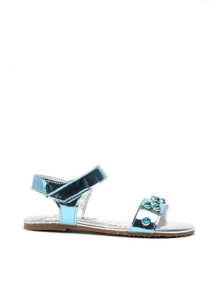 Blue - Sandal - Girls` Sandals - Y-London