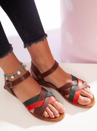 Multi - Sandal - Sandal - Ayakkabı Havuzu