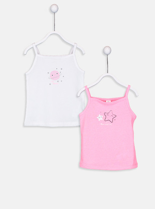 Pink - Baby Underwear Set