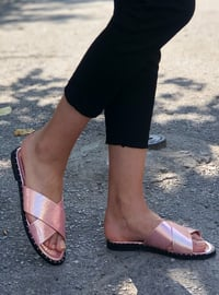 Pink - Sandal - Slippers