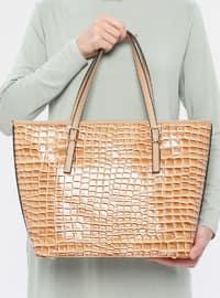 Cream - Shoulder Bags