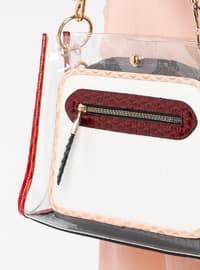 White - Shoulder Bags
