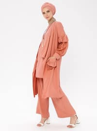 Dusty Rose - Unlined - Suit