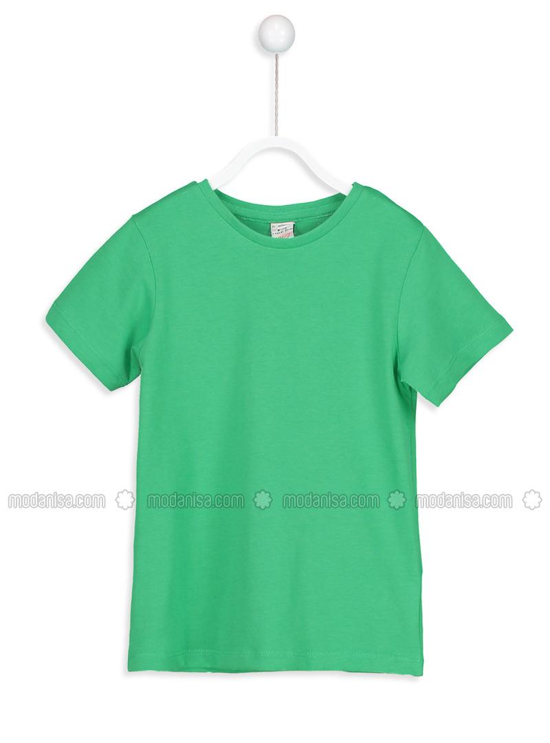 Green - Kids Underwear