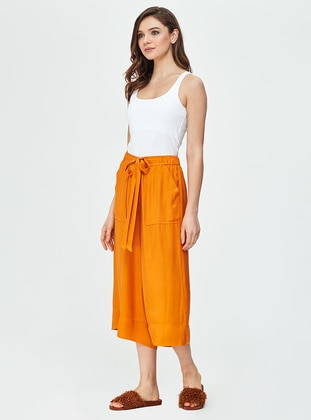 Tan - Mustard - Pants