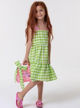 Green - Girls` Accessory