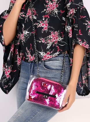 Fuchsia - Shoulder Bags