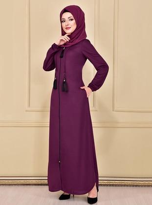 Purple - Abaya