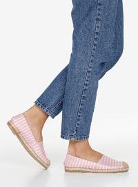 Powder - Flat - Flat Shoes