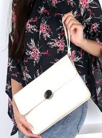 Cream - Clutch Bags / Handbags