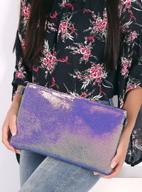Purple - Clutch Bags / Handbags
