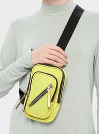 Yellow - Shoulder Bags - David Jones