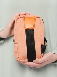 Orange - Shoulder Bags - David Jones