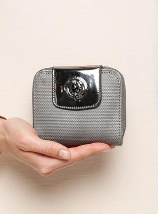 Silver - Wallet