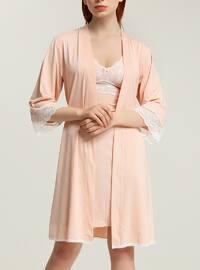 Pink - Morning Robe
