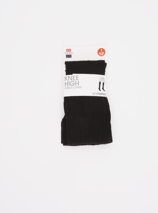 Black - Socks