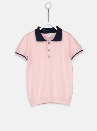 Pink - Boys` Pullover