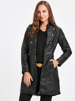 Black - Puffer Jackets - LC WAIKIKI
