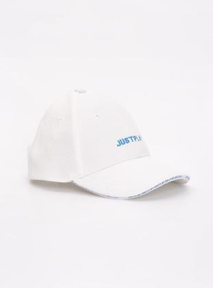 White - Hat - LC WAIKIKI