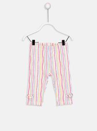 Ecru - baby tights