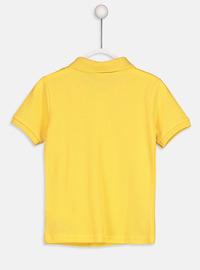 Yellow - Boys` T-Shirt