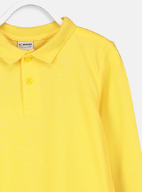 Yellow - Boys` T-Shirt