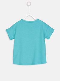 Crew neck - Green - baby t-shirts
