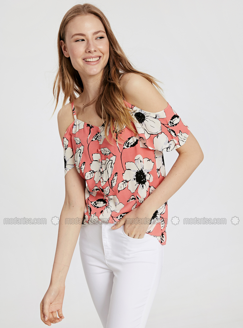Coral - Blouses