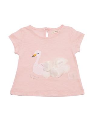 Pink - baby t-shirts