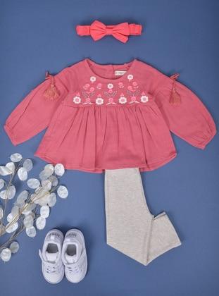 b153bd63663 Dusty Rose Baby Dresses - Shop Women's Baby Dresses   Modanisa