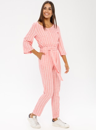 Stripe Pants - Shop Women's Pants | Modanisa
