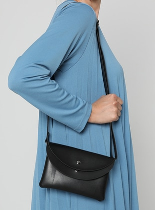 Black - Shoulder Bags
