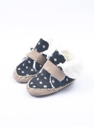 White - Casual - Kids Home Shoes