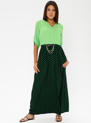 Emerald - Half Lined - Skirt