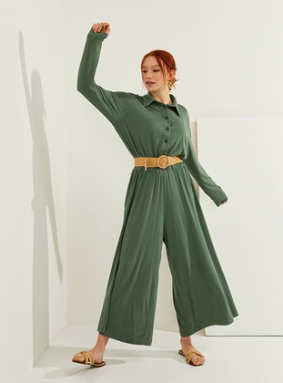 Green - Jumpsuit