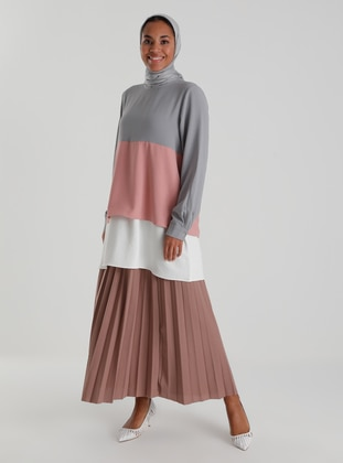 Mink - Unlined - Skirt