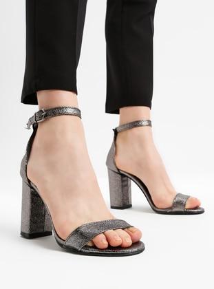 Silver - Sandal - Shoes